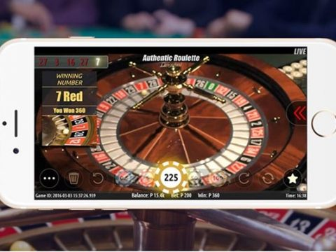 Login Live Casino Via Mobile